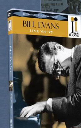 Jazz Icons: Bill Evans DVD